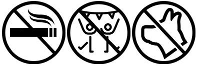 Logement non fumeur - Soirées évènements non autorisées - Animaux non admis